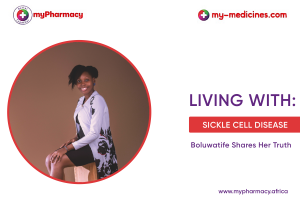 Sickle cell warrior, Boluwatife shares her journey as a sickle cell warrior