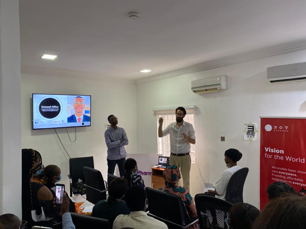 myPharmacy partners with DOT Glasses to provide affordable prescription eyeglasses in Nigeria