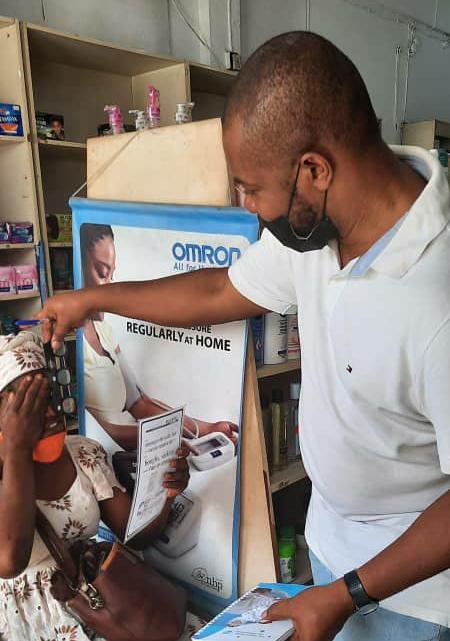 Nigeria's Oldest Thriving Pharmacy, Bola Chemists, Joins Forces With myPharmacy Chain And DOT Glasses To Provide Preventive Healthcare To Lagos Island Residents