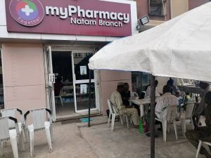 myPharmacy Natam Branch holds a health outreach to cater to the people in Mushin